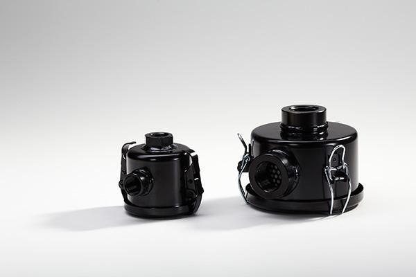 Vacuum and Ventilation Filter - Vacuum Filter VF