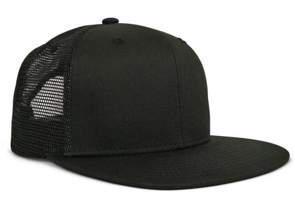 TRUCKER FLAT CAP - null
