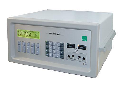 Testeur de résistance - RESISTOMAT® 2304 - Testeur de résistance - RESISTOMAT® 2304