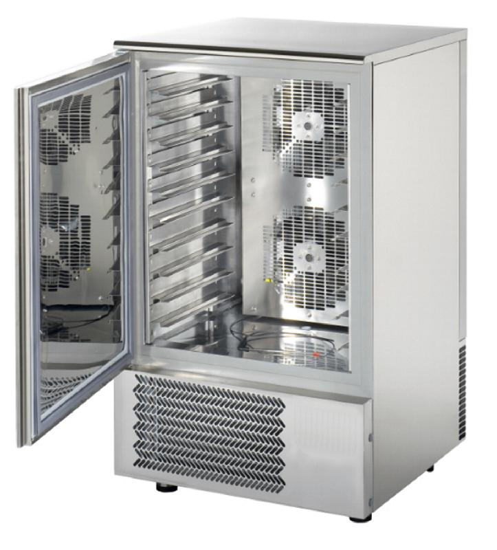 Upright Refrigerators - Blast Chiller