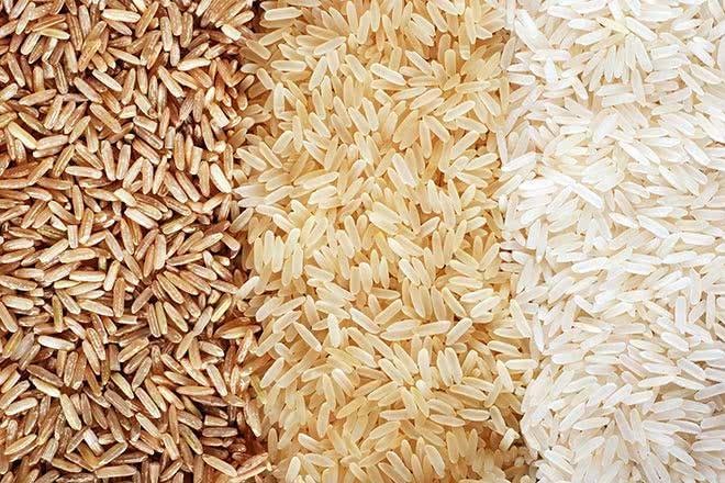 Basmati rice or brown rice - Import- export