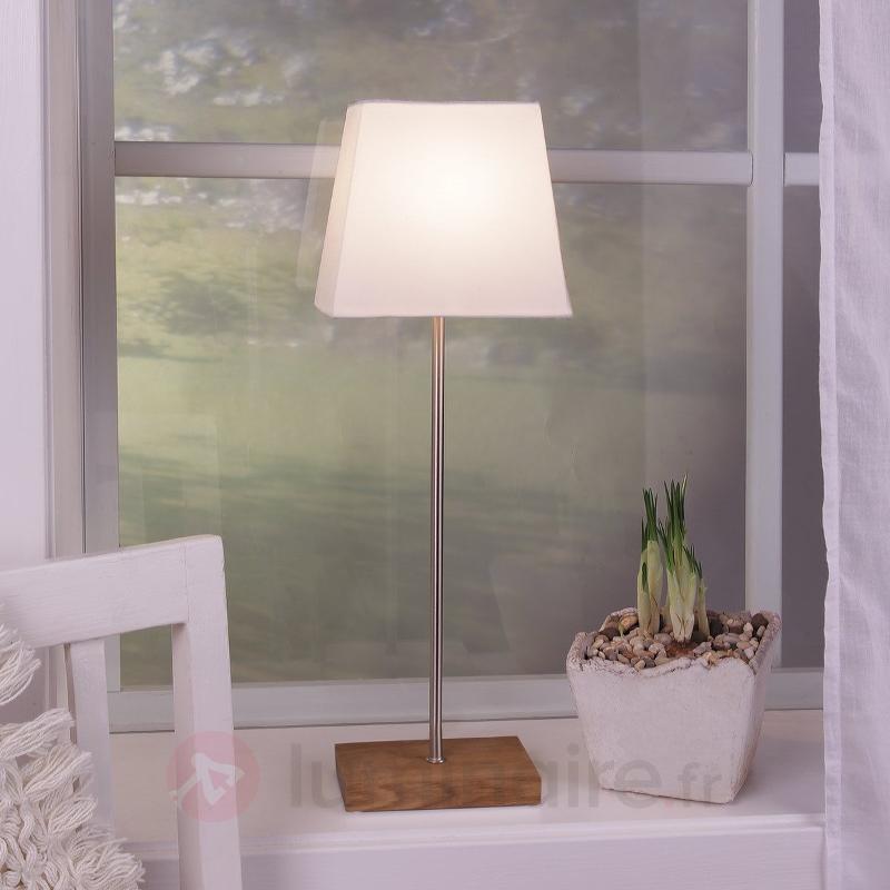 Lampe décorative Combi Pack étoile et abat-jour - Etoiles de Noël