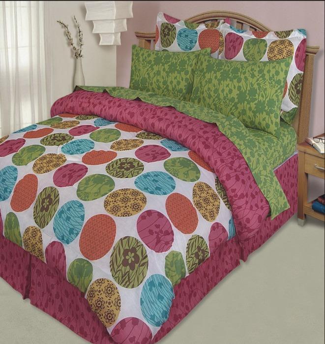 Comforter set - polycotton