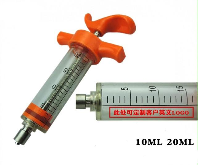 10/20cc(ml) pig,sheep,cattle,horse plastic steel syringe - pig,sheep,cattle,horse plastic steel syringe/injector