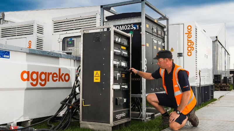 Power Distribution Hire - Power Generation Hire