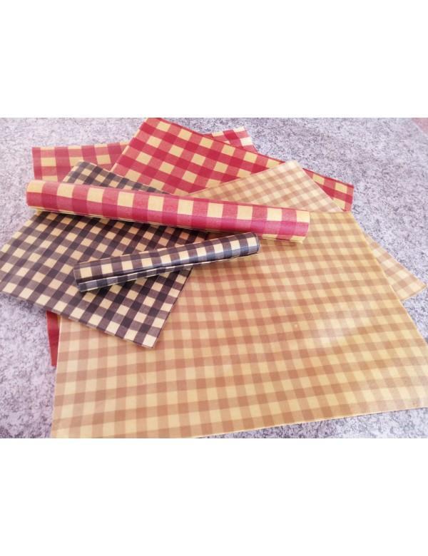 Bee's Wrap 33x33 - Tissu Ciré À La Cire D'abeille - Zéro déchet
