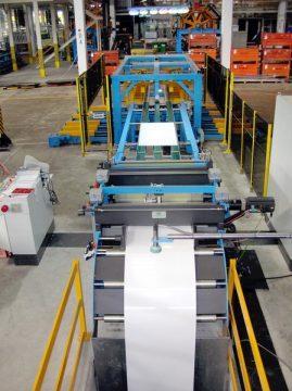 Linee di spianatura e taglio - Impianti per lavorazione laminati in coils