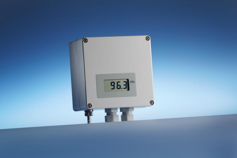 Absolute pressure transmitter AD / BA 1000 - Precise absolute pressure transmitter for atmospheric pressure