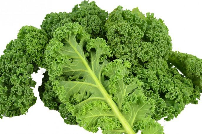 Curly kale - Légumes anciens / originaux