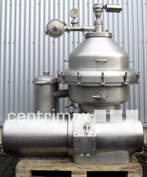 Alfa Laval Self-cleaning disc centrifuge - MRPX 413 SGV-34