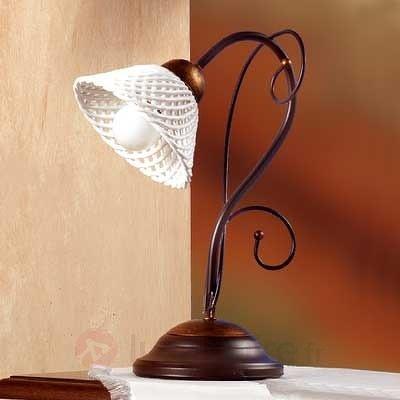 Très belle lampe à poser RETINA - Lampes à poser rustiques