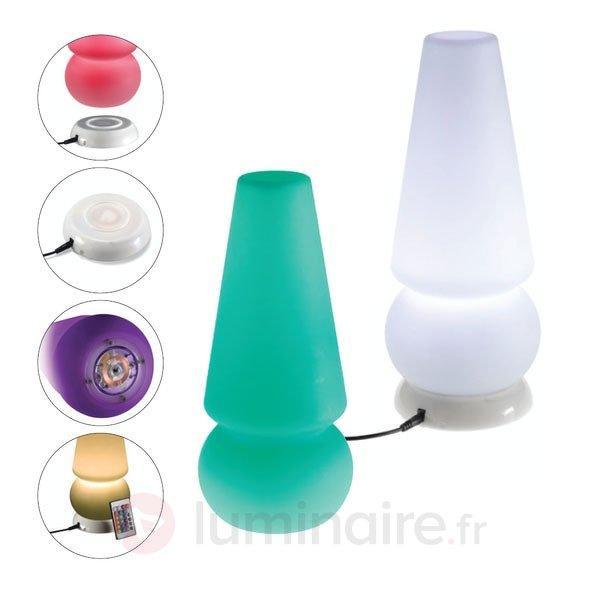 Lampe à poser à accumulateurs BABY MARGE - Luminaires de terrasse