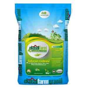 EkosolFarm %100 Organik Solucan Gübresi 10 KG.