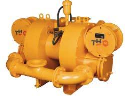 Traitement des boues - Système de pompage polyvalent APN- SIX