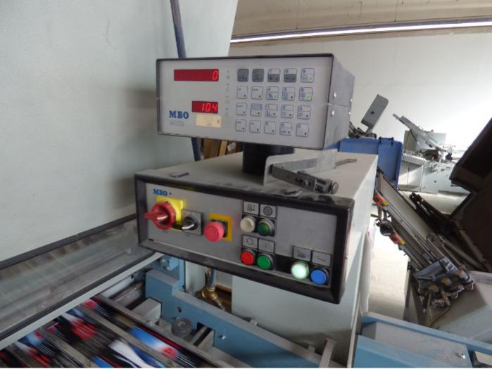 MBO T 640/6 - R - Used Machine