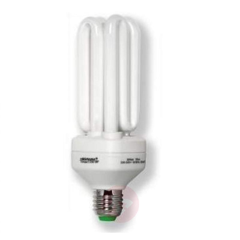 E27 compact fluorescent lamp 30 W - light-bulbs