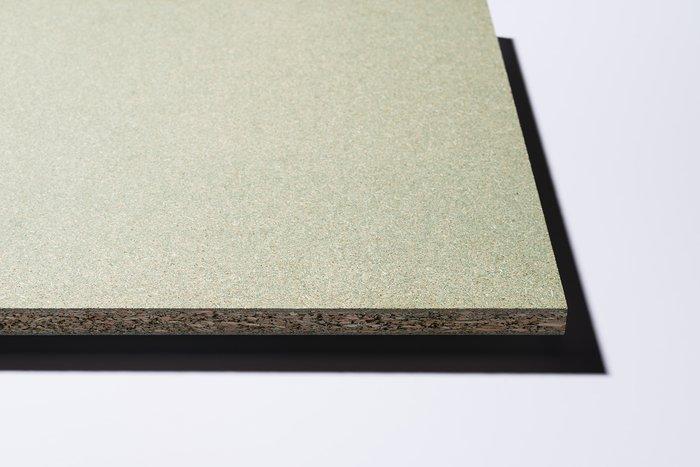 13 mm Spanverlegeplatte, V100, P3, E1, geschliffen,... - null