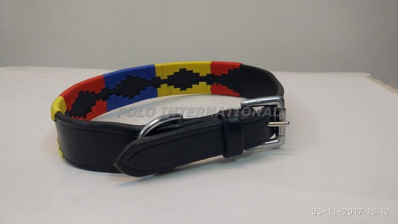 Polo dog collar - Argentinian polo dog collars