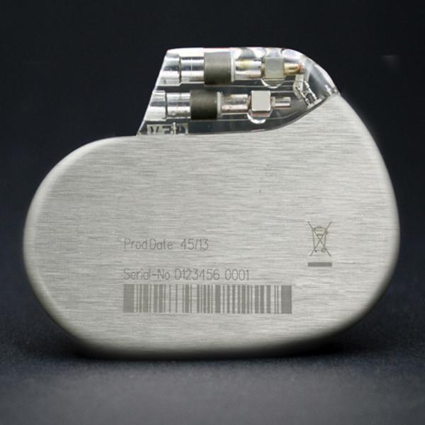 Pacemaker - Tutte le soluzioni per la codifica e marcatura su pacemaker