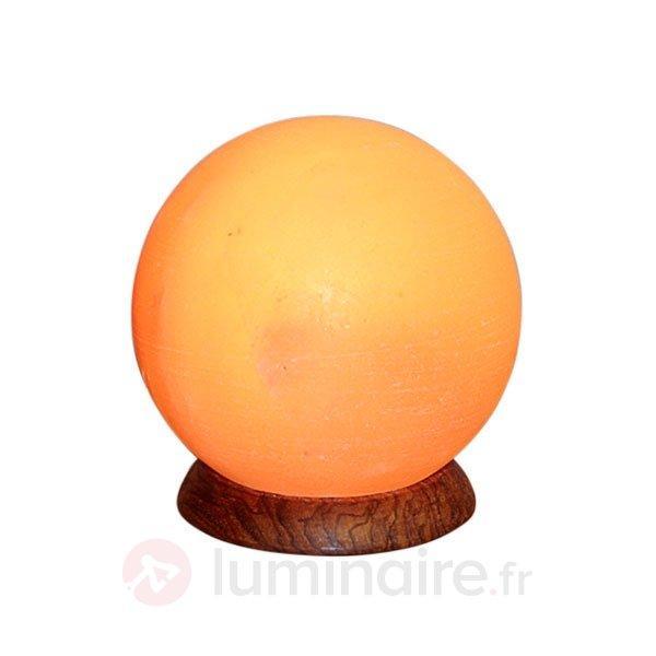 Lampe de sel sphérique PLANETO - Lampes de sel