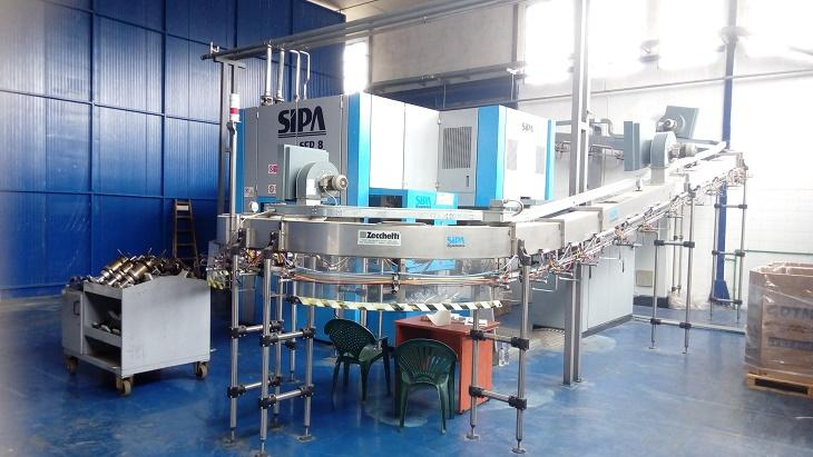 SIPA Mineral Water Filling Plant