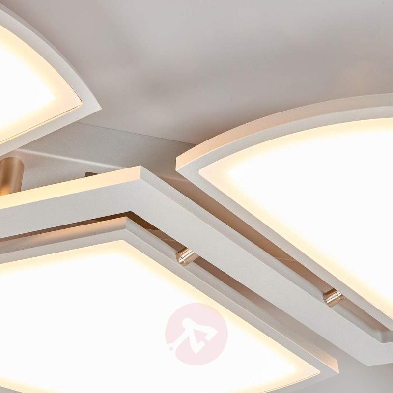 4-bulb Aurela LED ceiling lamp - Ceiling Lights