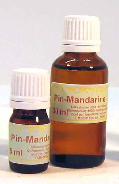 Miscela diffusori pino mandarino - Diffusione