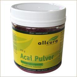 Acai Pulver - Nahrungsergänzung