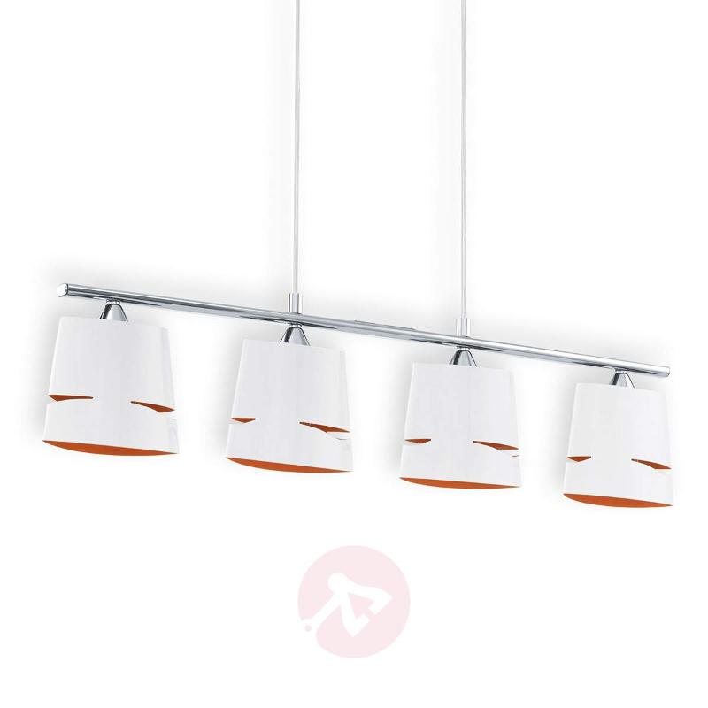 Capitello hanging light made from steel - Pendant Lighting