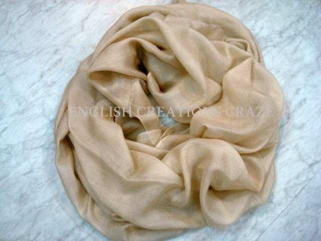 Cashmere Plain Color Stoles - Cashmere Plain  Color Stoles