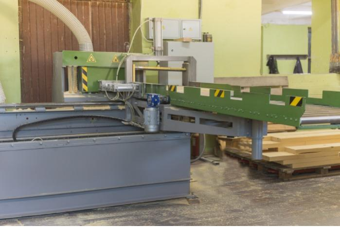 Tenon-cutting machine ШСК-600 -