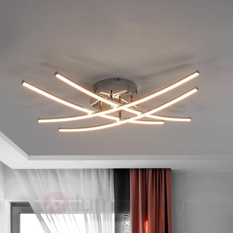 Plafonnier LED Yael pour la cuisine et le salon - Plafonniers LED