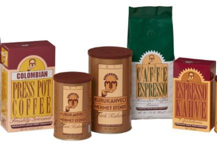 Türk Kahvesi  - Türk Kahvesi ve ürünleri
