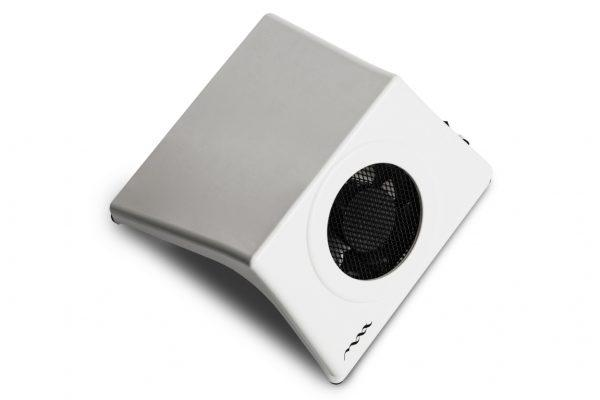 MAX STORM 4 POWERFUL DESKTOP NAIL DUST COLLECTOR - Available colors: white, red and dark grey