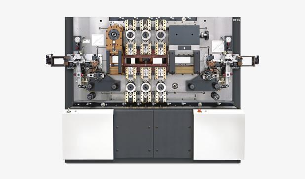 Processing center - BZ 2 - Powerful processing center BZ 2 for mass production of sub-assemblies