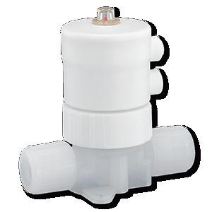 GEMÜ C60 - Pneumatically operated diaphragm valve