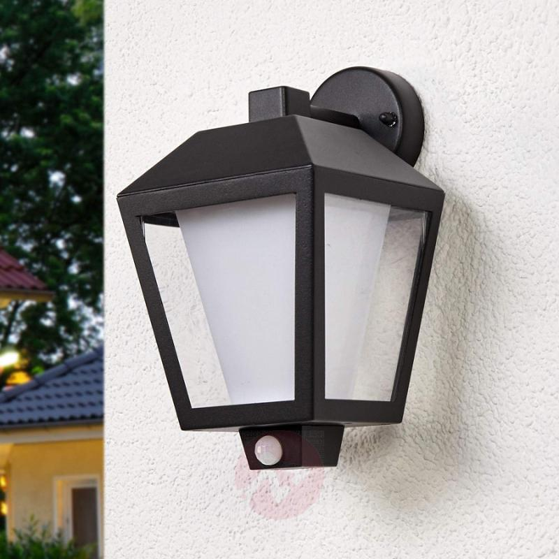 LED outdoor wall light Keralyn with motion sensor - outdoor-led-lights
