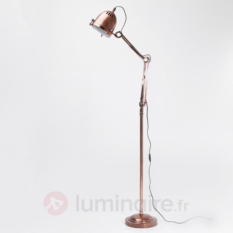 Lampadaire Rifugio Copper - Lampadaires design