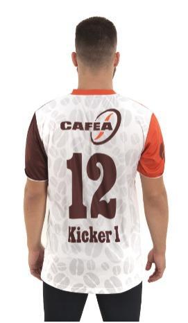 Football Jersey - Custom-made