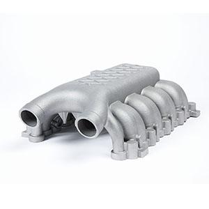 Intake Manifold  - Large-format sand molds for metal casting