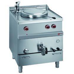 GAS BOILING PAN - GAMME OPTIMA 700