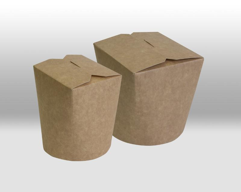 kraft Noodle Boxes - PACKAGING FOR TAKEAWAY