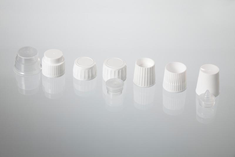 Measuring dose caps - Caps