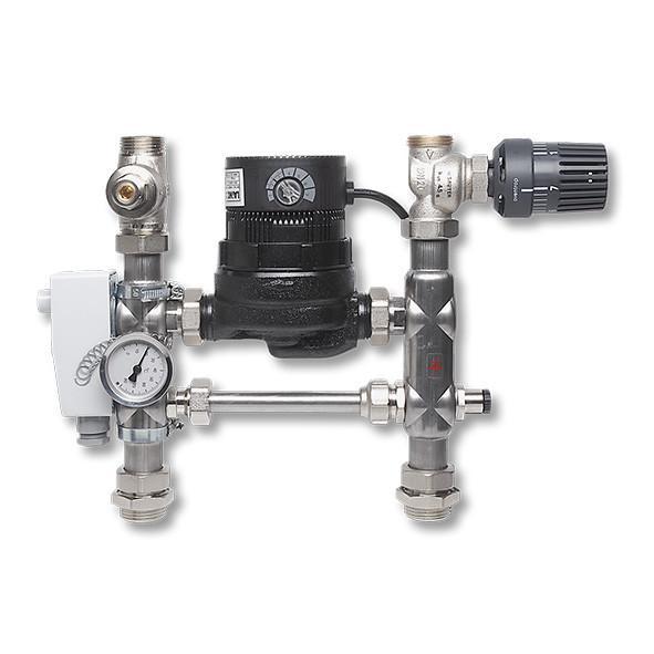 Regelstation VT-PRG3E - SANHA®-Heat - Regelstation für Festwertregelung