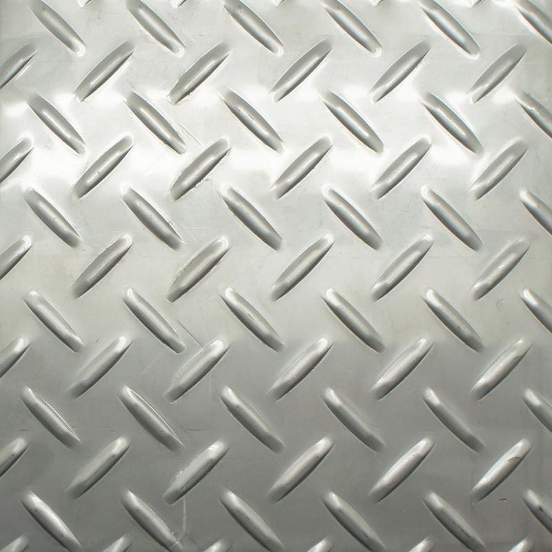 Dalle podotactile clous aluminium - Accessibilité handicapé