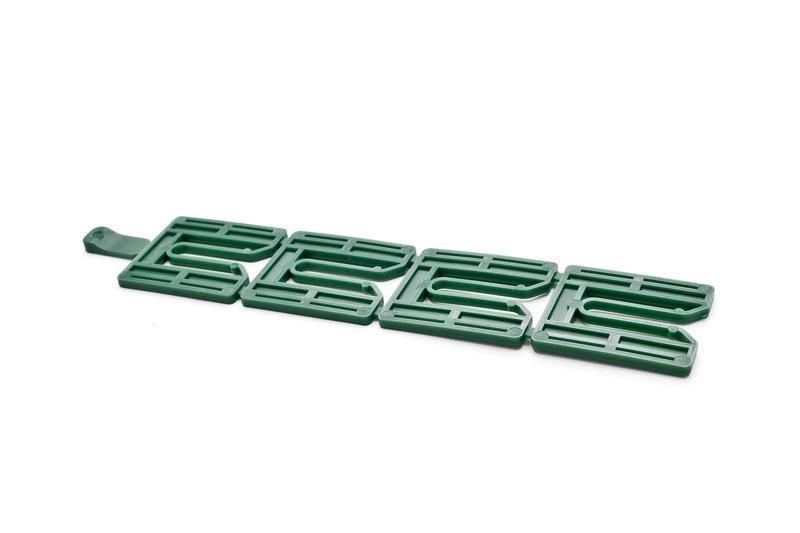 Spessori da mm 3 per telaio / controtelaio - Accessori per assemblaggio