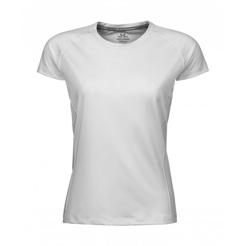 Tee-shirt femme respirant - Hauts manches courtes