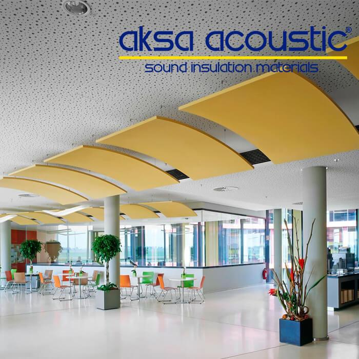 Acoustic Ceiling Cloud - null