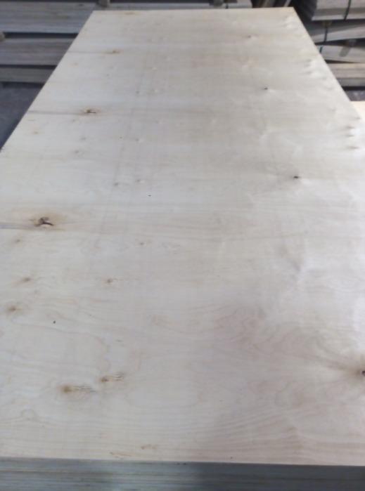 Contreplaqué du bois de bouleau  - Contreplaqué du bois de bouleau FSF avec une résistance à l'eau accrue