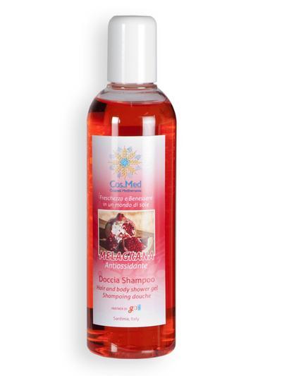 Bagno doccia shampoo Melograno